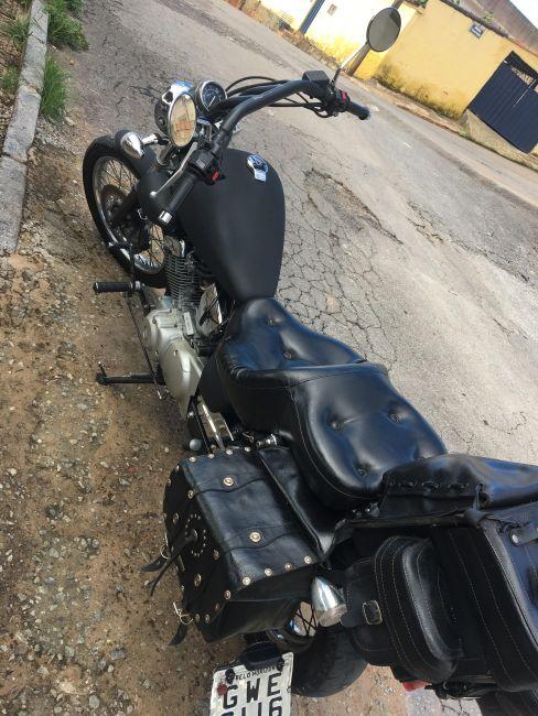 Yamaha XV 250 Virago - Foto #8