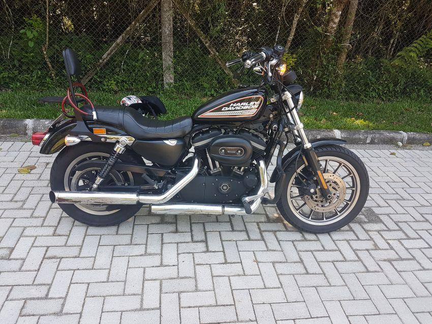 Harley-Davidson Sportster 883 Custom Xl - Foto #8