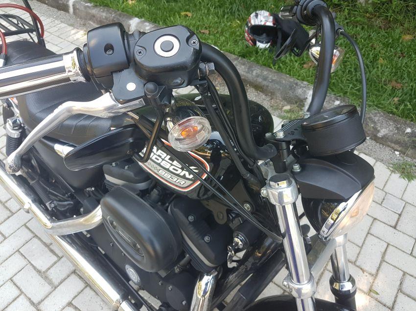 Harley-Davidson Sportster 883 Custom Xl - Foto #9