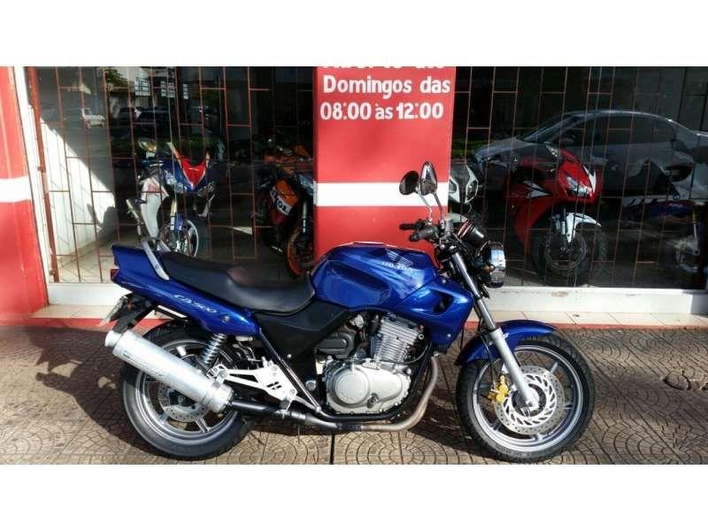 Honda CB 500 - Foto #1