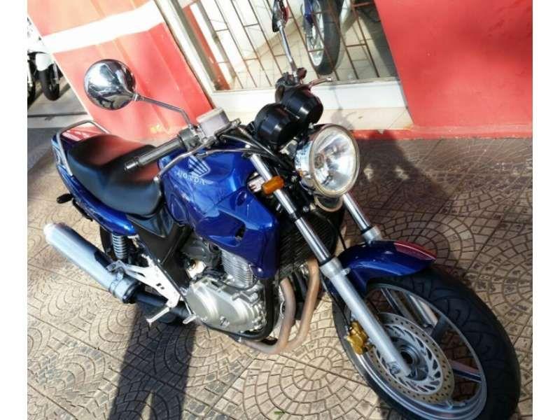 Honda CB 500 - Foto #2