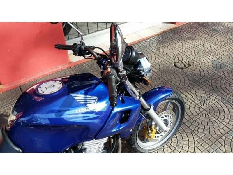 Honda CB 500 - Foto #6