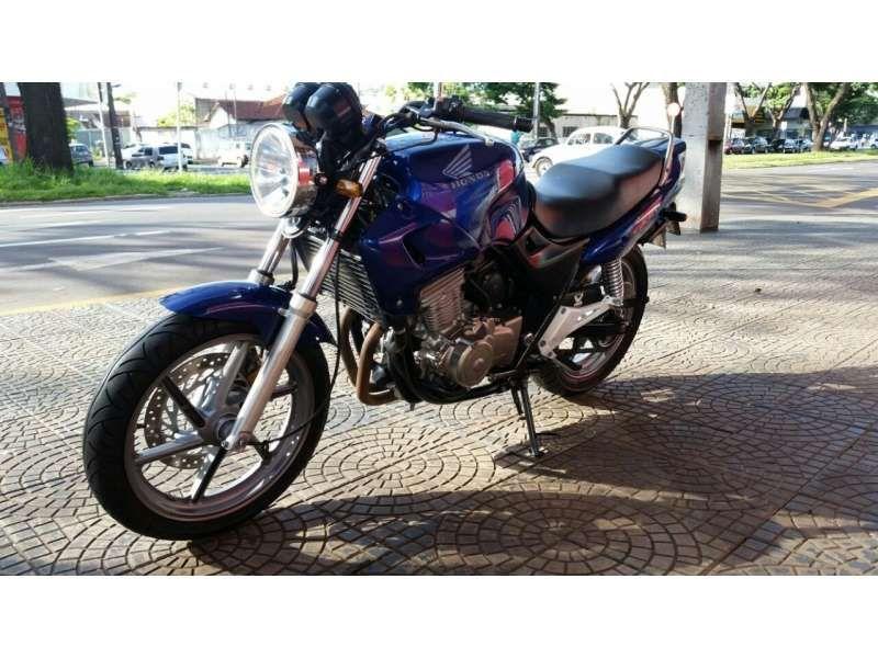 Honda CB 500 - Foto #8
