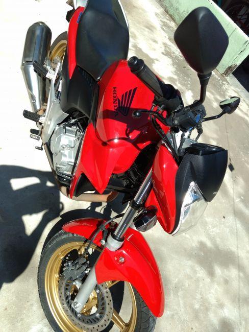 Honda CB 300R (Flex) - Foto #5
