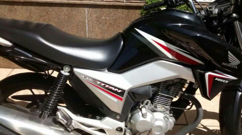 Honda Cg 160 Titan - Foto #1