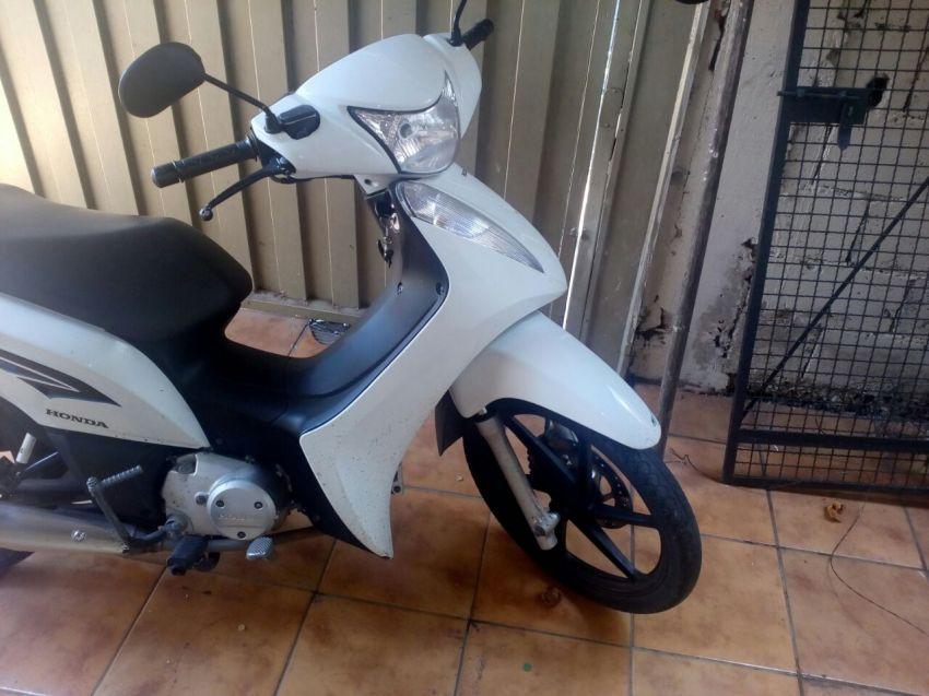 Honda Biz 125 EX - Foto #2