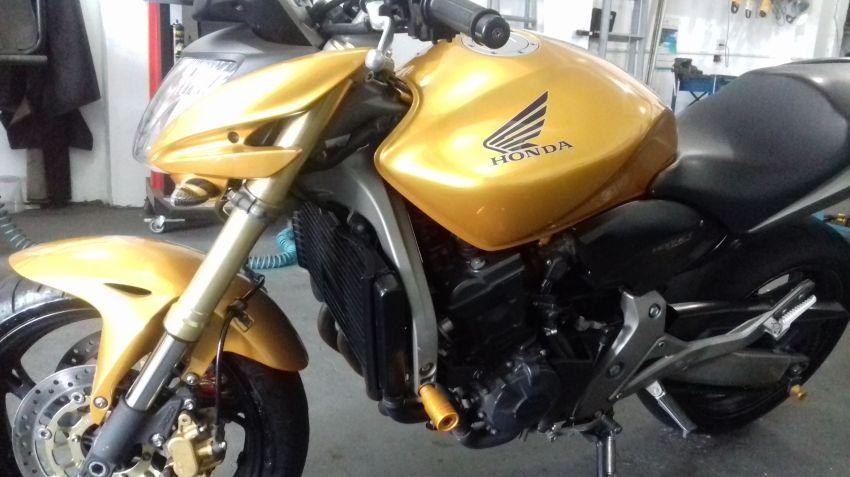 Honda CB 600 F Hornet - Foto #7