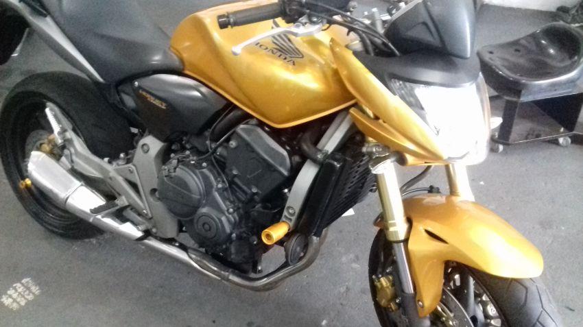Honda CB 600 F Hornet - Foto #9