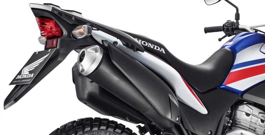 Honda XRE 300 - Foto #8