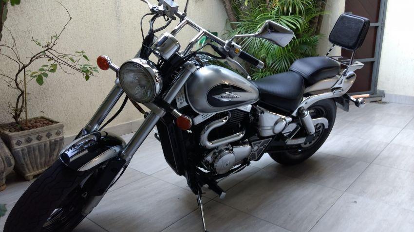 Suzuki Marauder 800 - Foto #8