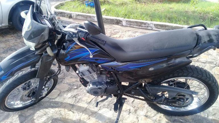 Yamaha XTZ 125X E