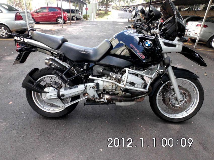 BMW R 1100 Gs - Foto #4