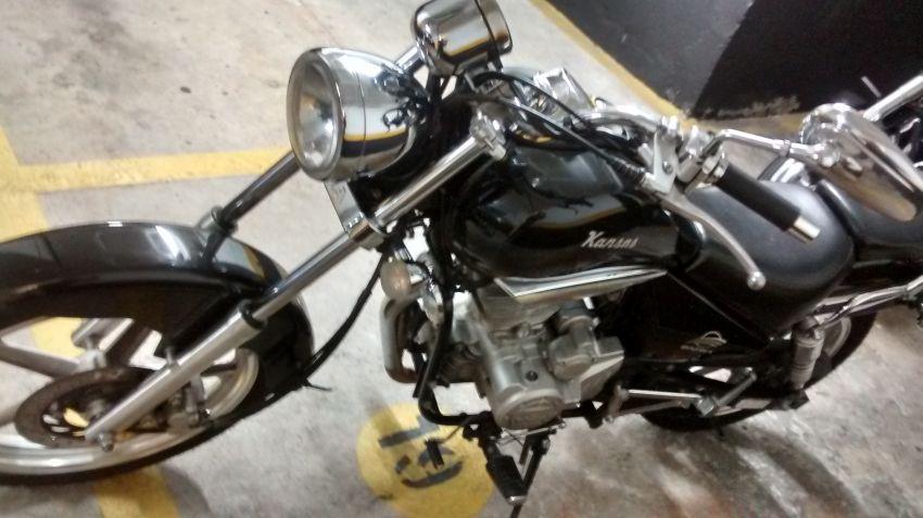 Dafra Kansas (150cc) - Foto #3