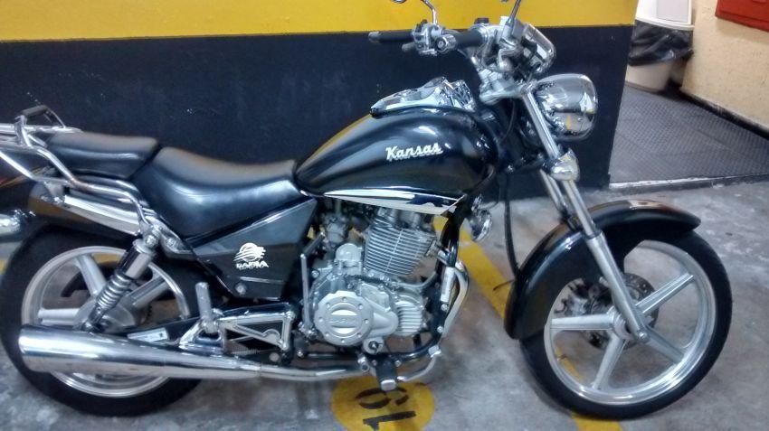 Dafra Kansas (150cc) - Foto #5