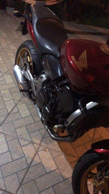 Honda CB 600 F Hornet - Foto #4