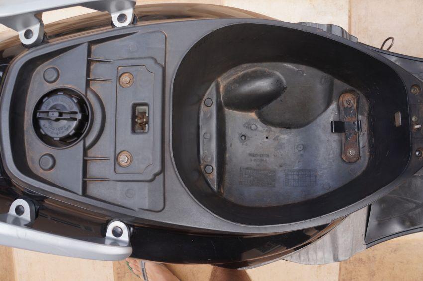 Suzuki Burgman AN 125 - Foto #5