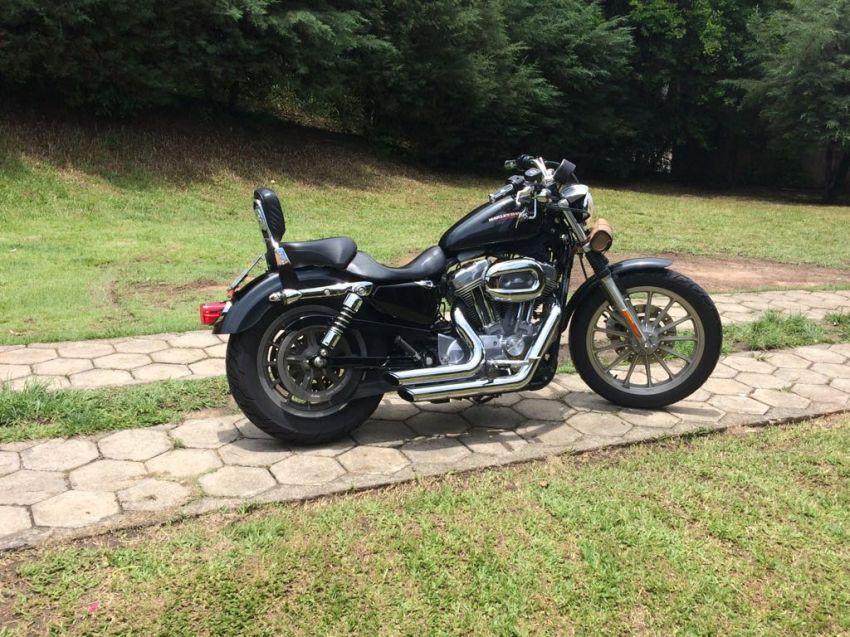 Harley-Davidson Sportster 883 Xl Low - Foto #2