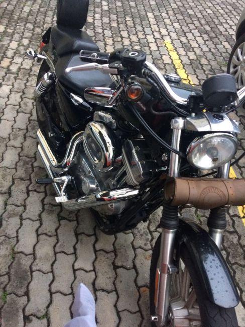 Harley-Davidson Sportster 883 Xl Low - Foto #4