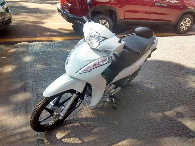 Honda BIZ 110i - Foto #4