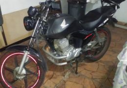 Honda CG 125 Fan KS