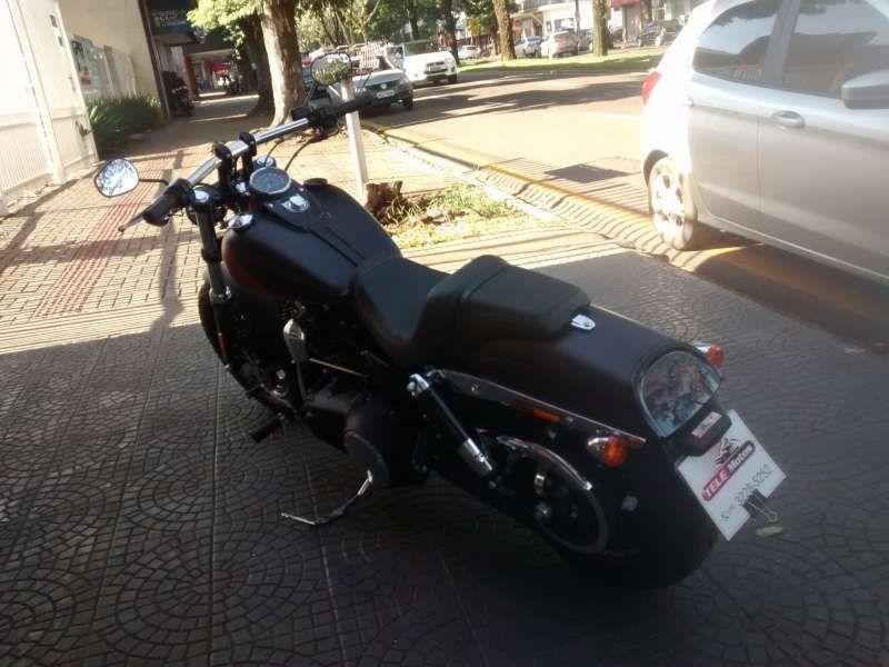 Harley-Davidson Dyna Fat Bob - Foto #3