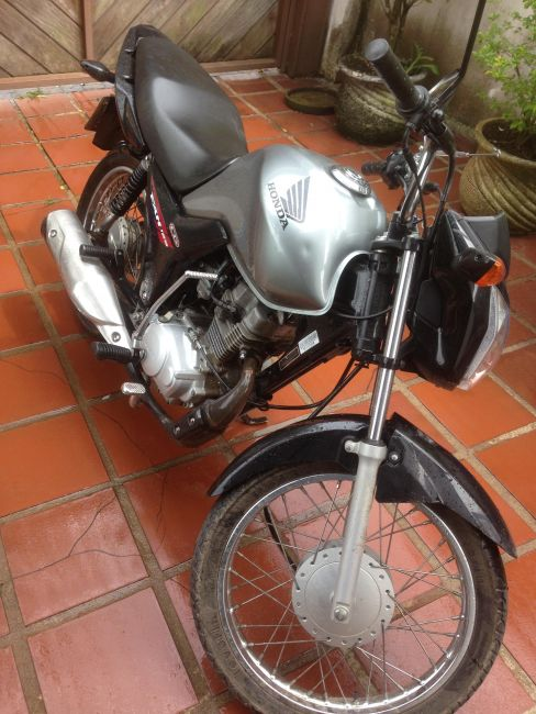 Honda CG 125 Fan KS - Foto #7