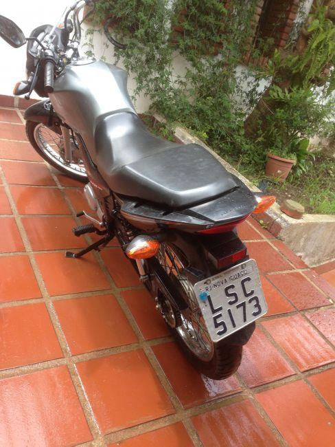 Honda CG 125 Fan KS - Foto #8