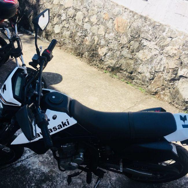 Kawasaki D Tracker X - Foto #7