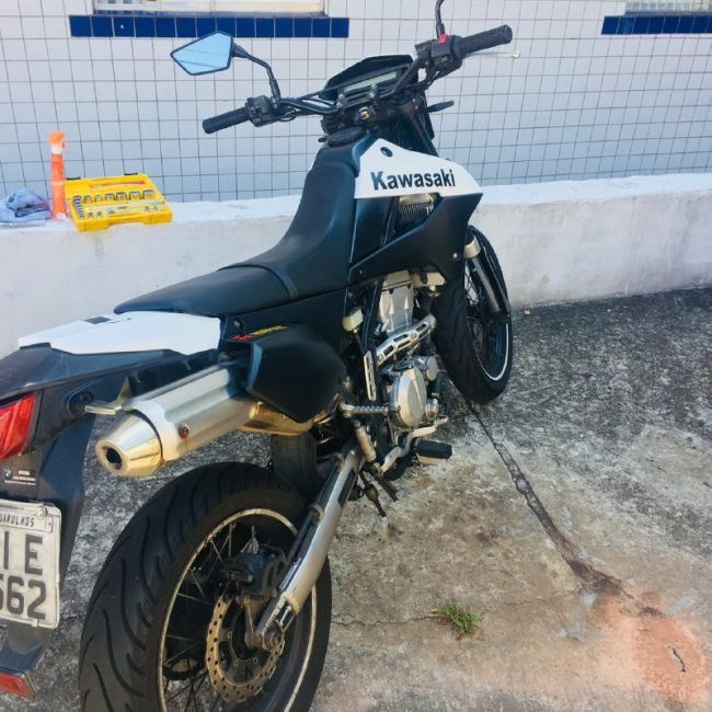 Kawasaki D Tracker X - Foto #8