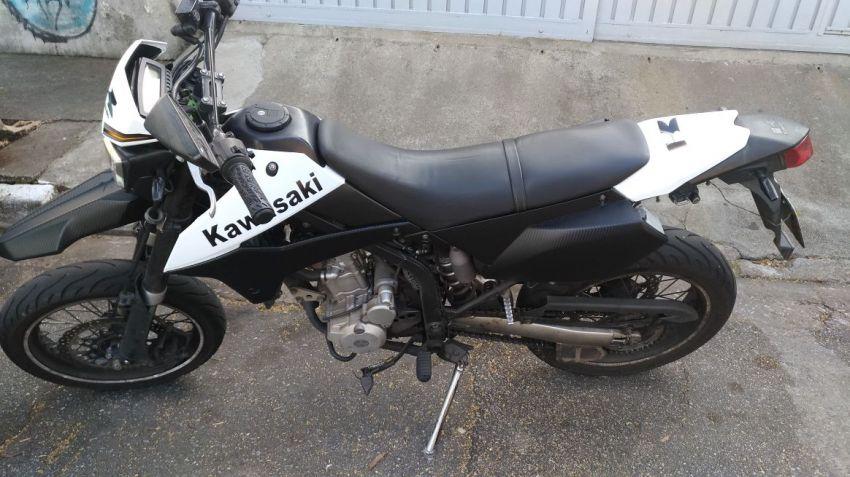 Kawasaki D Tracker X - Foto #9