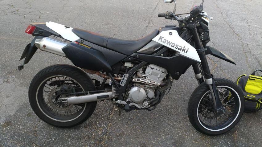 Kawasaki D Tracker X - Foto #10