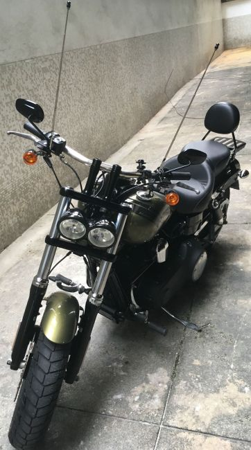 Harley-Davidson Dyna Fat Bob - Foto #4