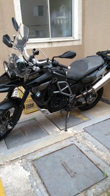 BMW F 800 GS Triple Black - Foto #2