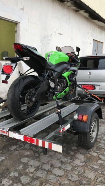 Kawasaki Ninja ZX 6R 636 - Foto #1