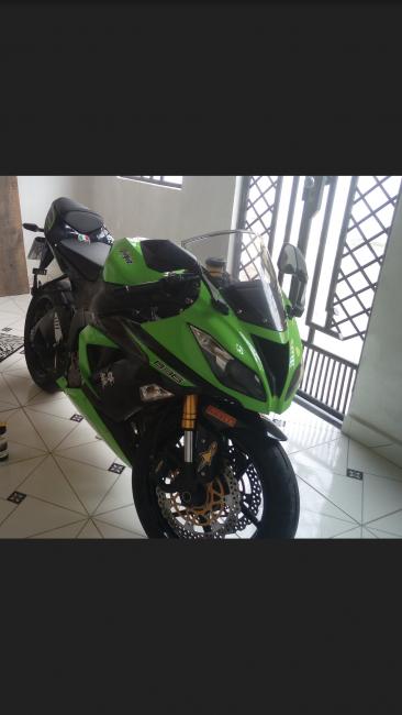 Kawasaki Ninja ZX 6R 636 - Foto #5