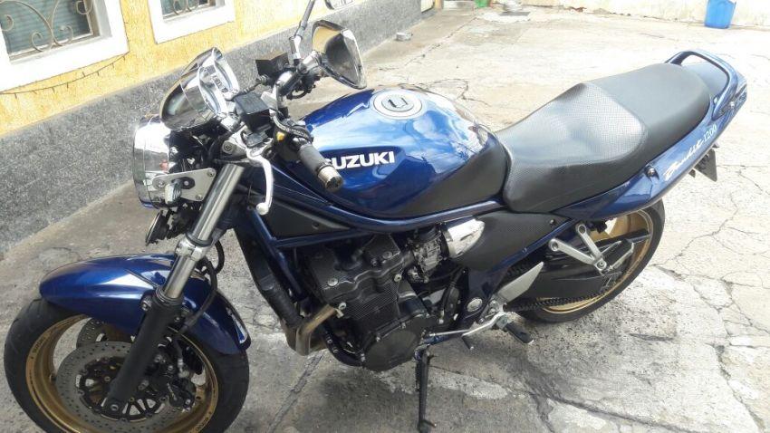 Suzuki Bandit N 1200