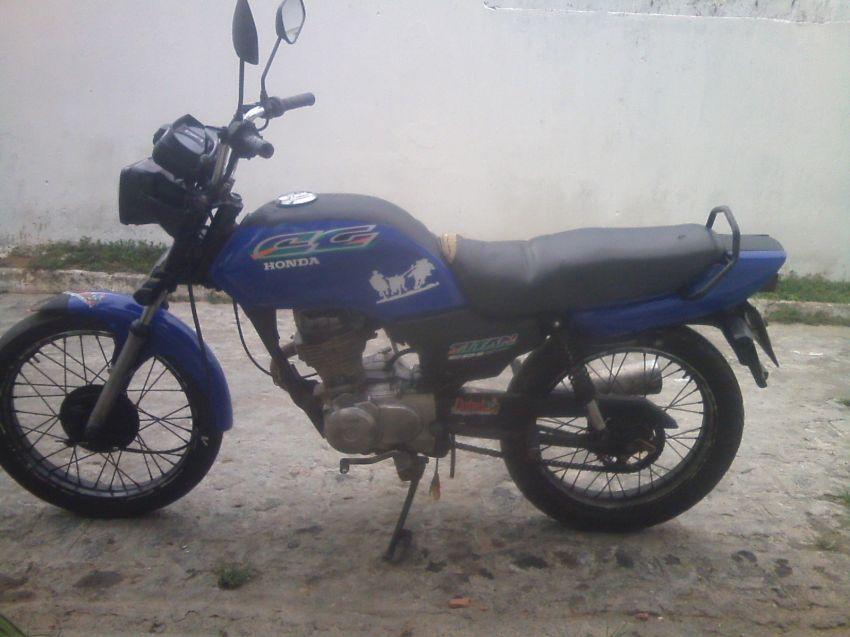 Honda CG 125 - Foto #1
