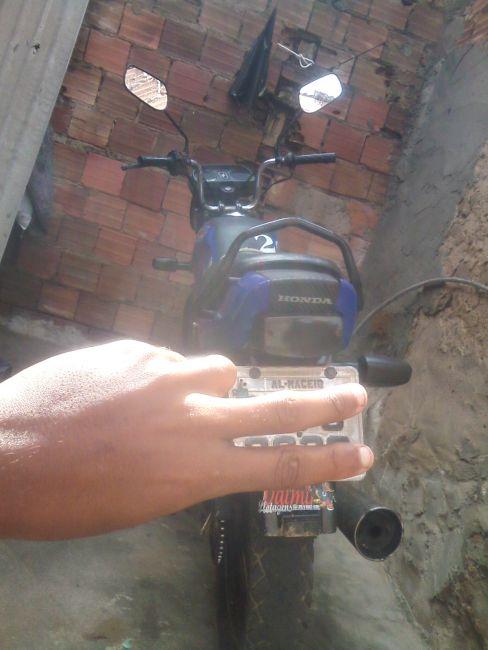 Honda CG 125 - Foto #3