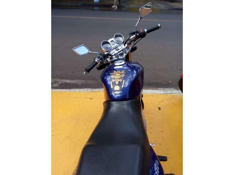 Honda CBX 250 Twister - Foto #3