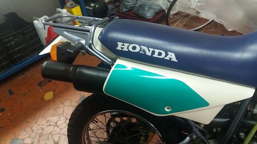 Honda XLX 350 R - Foto #6