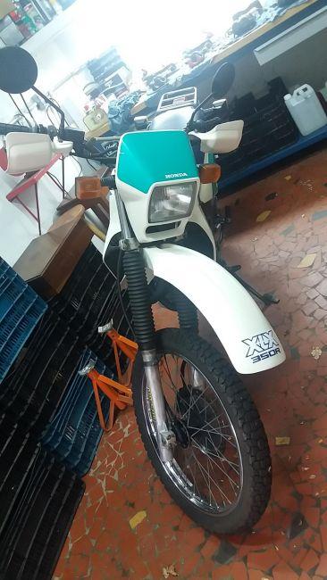 Honda XLX 350 R - Foto #7