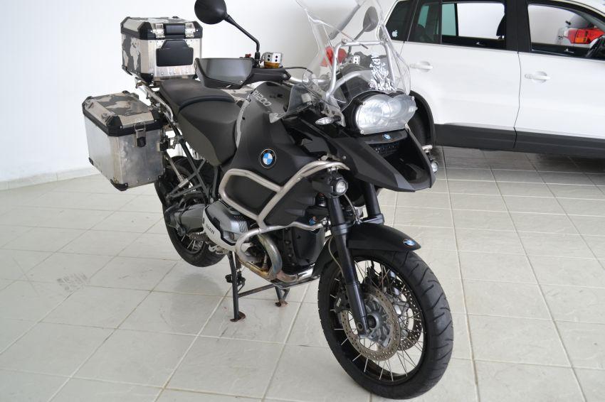 BMW R 1200 GS Adventure - Foto #5