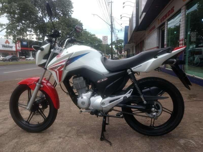 Honda CG 150 Titan Ex (Mix) - Foto #4