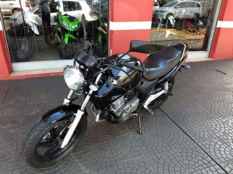 Honda CB 500 - Foto #4