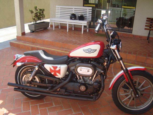 Harley-Davidson Sportster 883 Xl Low - Foto #1