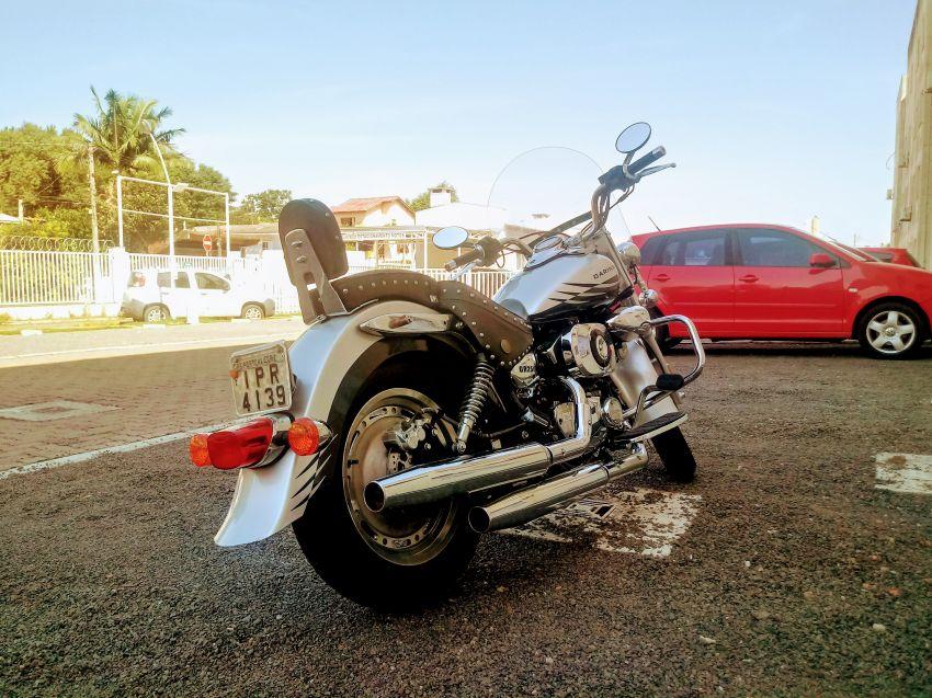 Garinni Gr 250T3 (250cc) - Foto #4