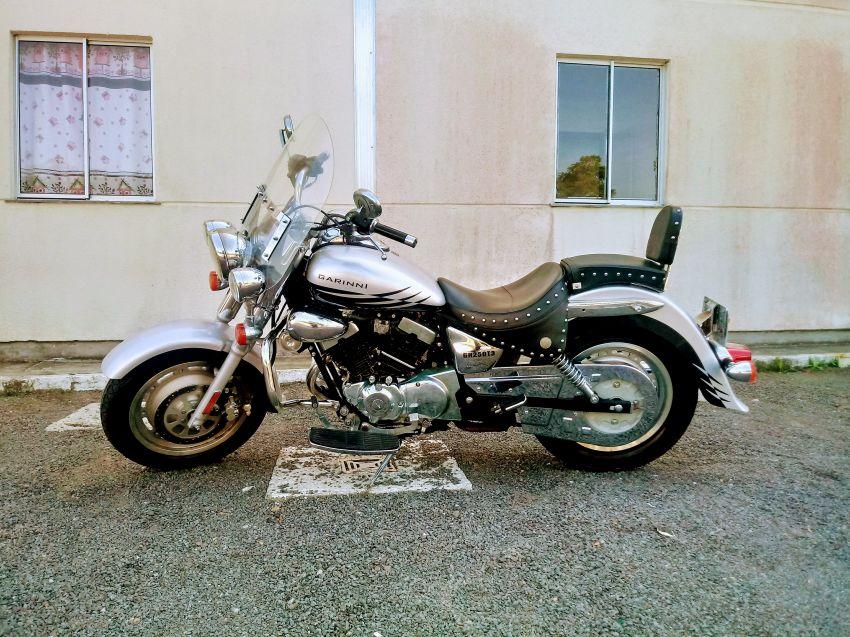 Garinni Gr 250T3 (250cc) - Foto #1