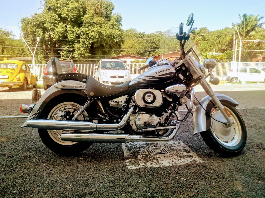 Garinni Gr 250T3 (250cc) - Foto #7