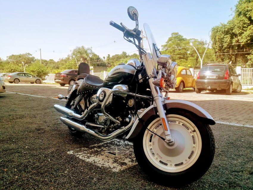 Garinni Gr 250T3 (250cc) - Foto #8