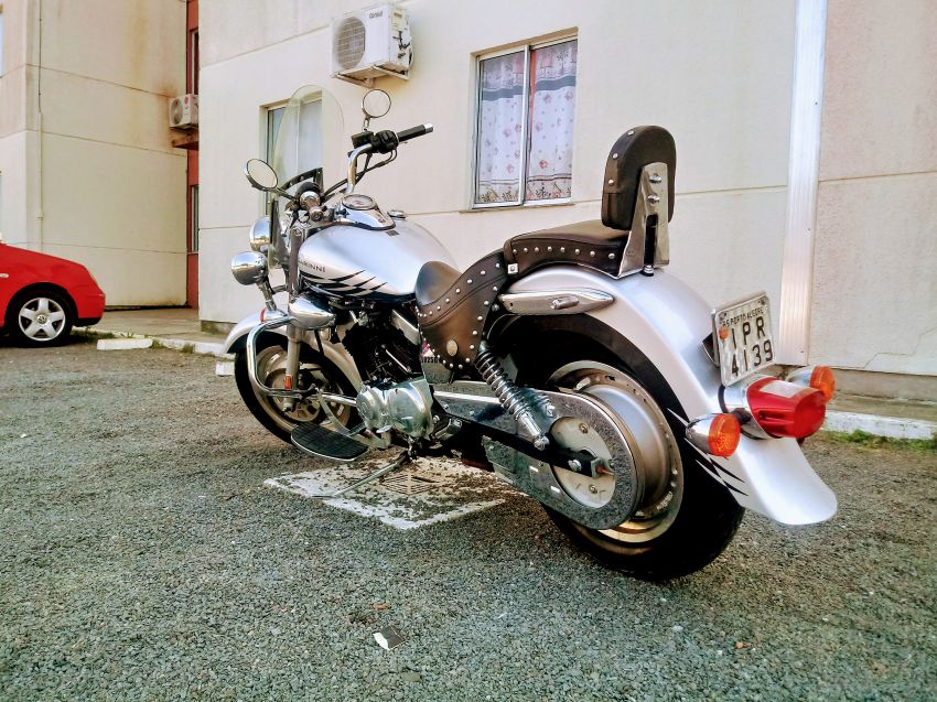 Garinni Gr 250T3 (250cc) - Foto #9